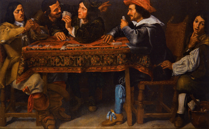 caravaggio-or-follower-card-players-godfreysalmanack-fortune-hunters (2)