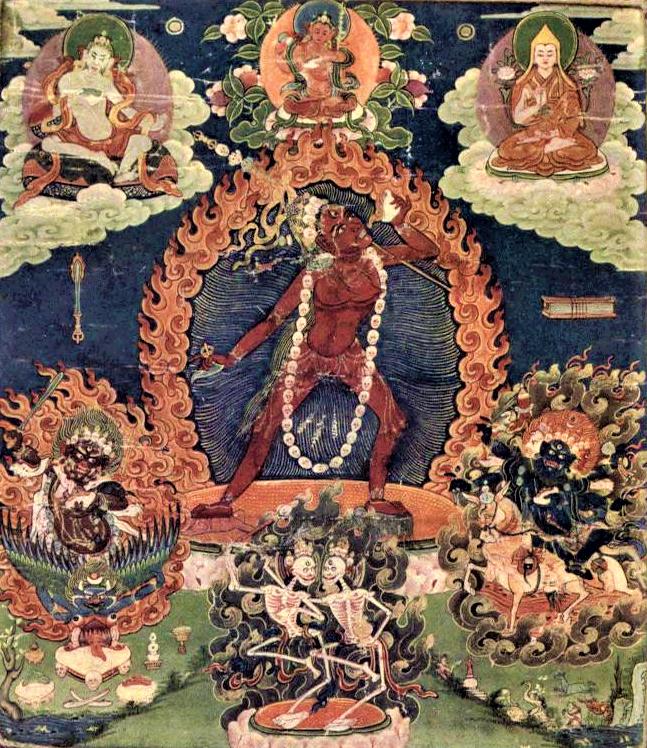 dakini-godfresyalmanack-gods-northern-buddhism