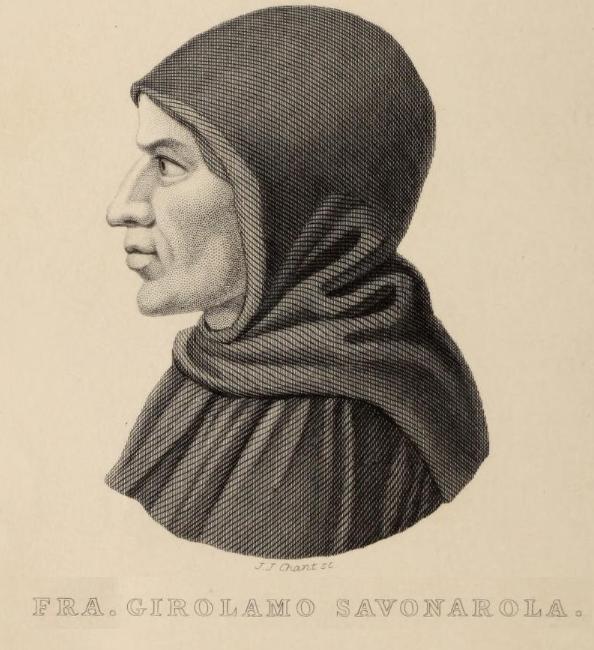 girolamo-savonarola_richard-madden